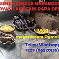 Bague magique pour l' amour fabriquée par le meilleur médium voyant africain papa debayo
