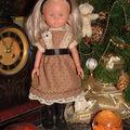 Robe de Noel pour Camille