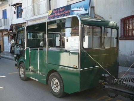 AUSA train touristique Tossa de Mar (2)