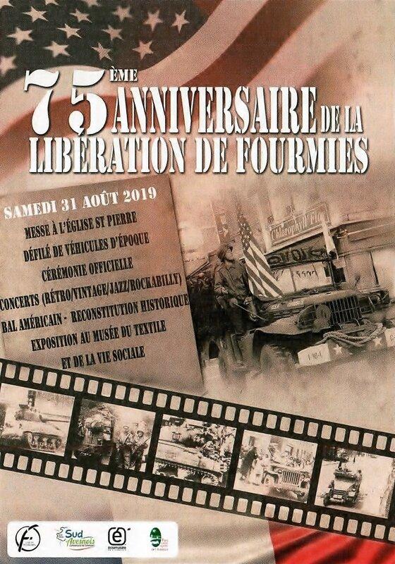 75ème anniversaire de la Libération de Fourmies 002