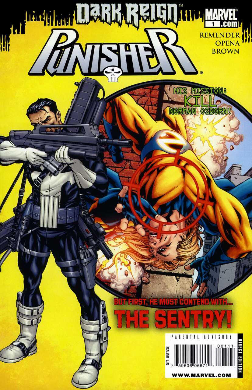 The Punisher 2009-2011 by Rick Remender