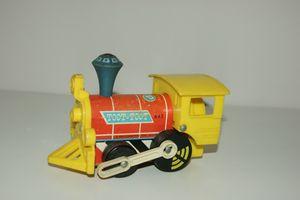 FP locomotive