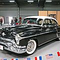 Oldsmobile ninety eight 4door sedan 1953