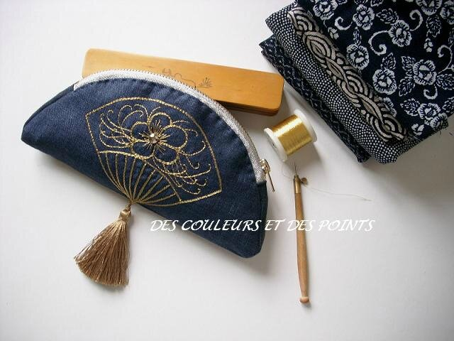 POCHETTE EVENTAIL FACE BIS BIS