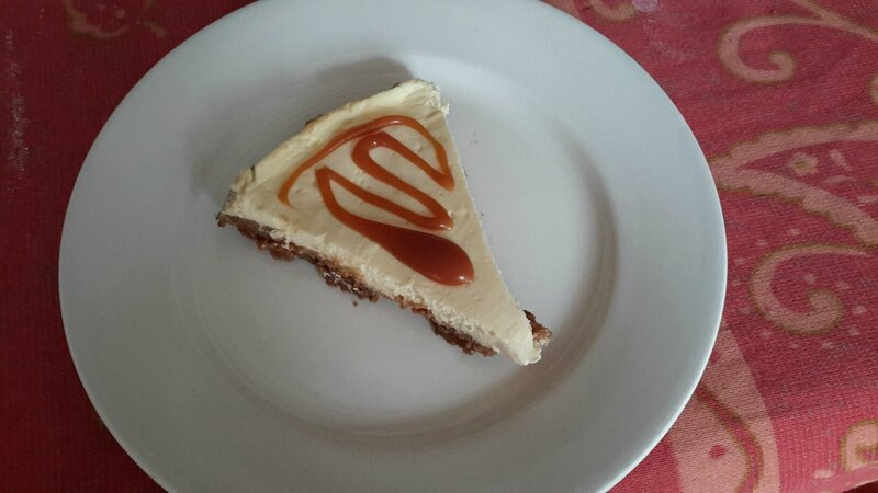 A Annick cheesecake caramel