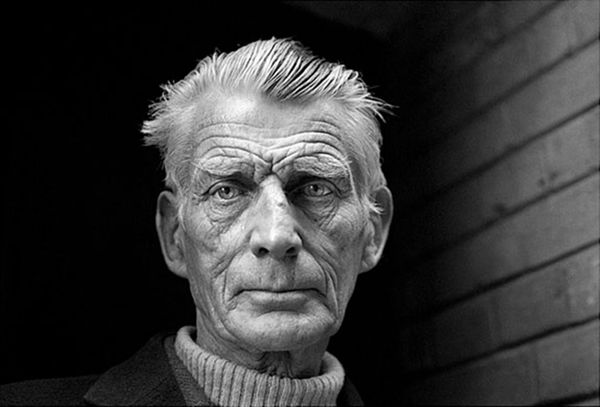 Samuel Beckett - photo Emmanuel Radnitzky