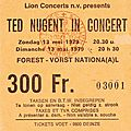 1979-05-13 Ted Nugent