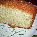 À la découverte d'un autre classique: le quatre-quart ou le pound cake!