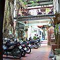 Café de la rue Hang Gai