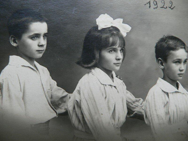 Jean, Georgette et Paul