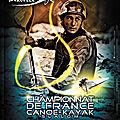 Affiche championnats de france slalom 2012