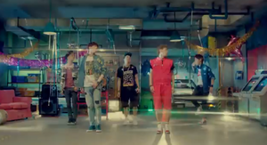 Boys Republic - Party Rock