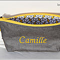 trousse camille
