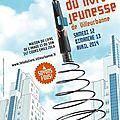 15ème fête du livre jeunesse de villeurbanne: on en sera tous fou!!