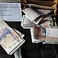 Un porte-monnaie qui produit de l'argent