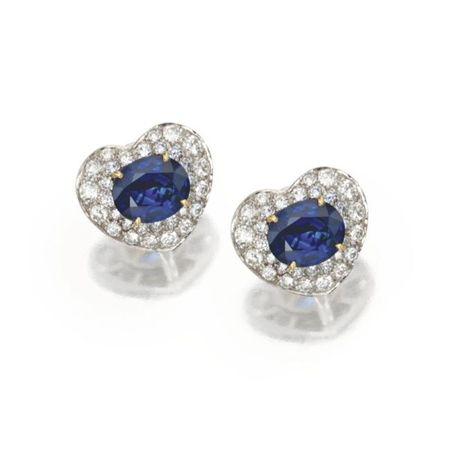 Pair_of_Platinum__Sapphire_and_Diamond_Earclips__Bulgari