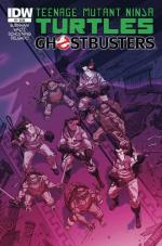 IDW TMNT ghostbusters 02