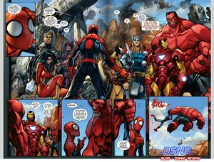 avenging spiderman 1a