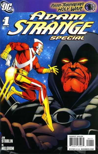 Adam Strange + Rann / Thanagar War