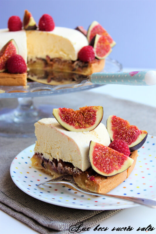 Tarte figues8
