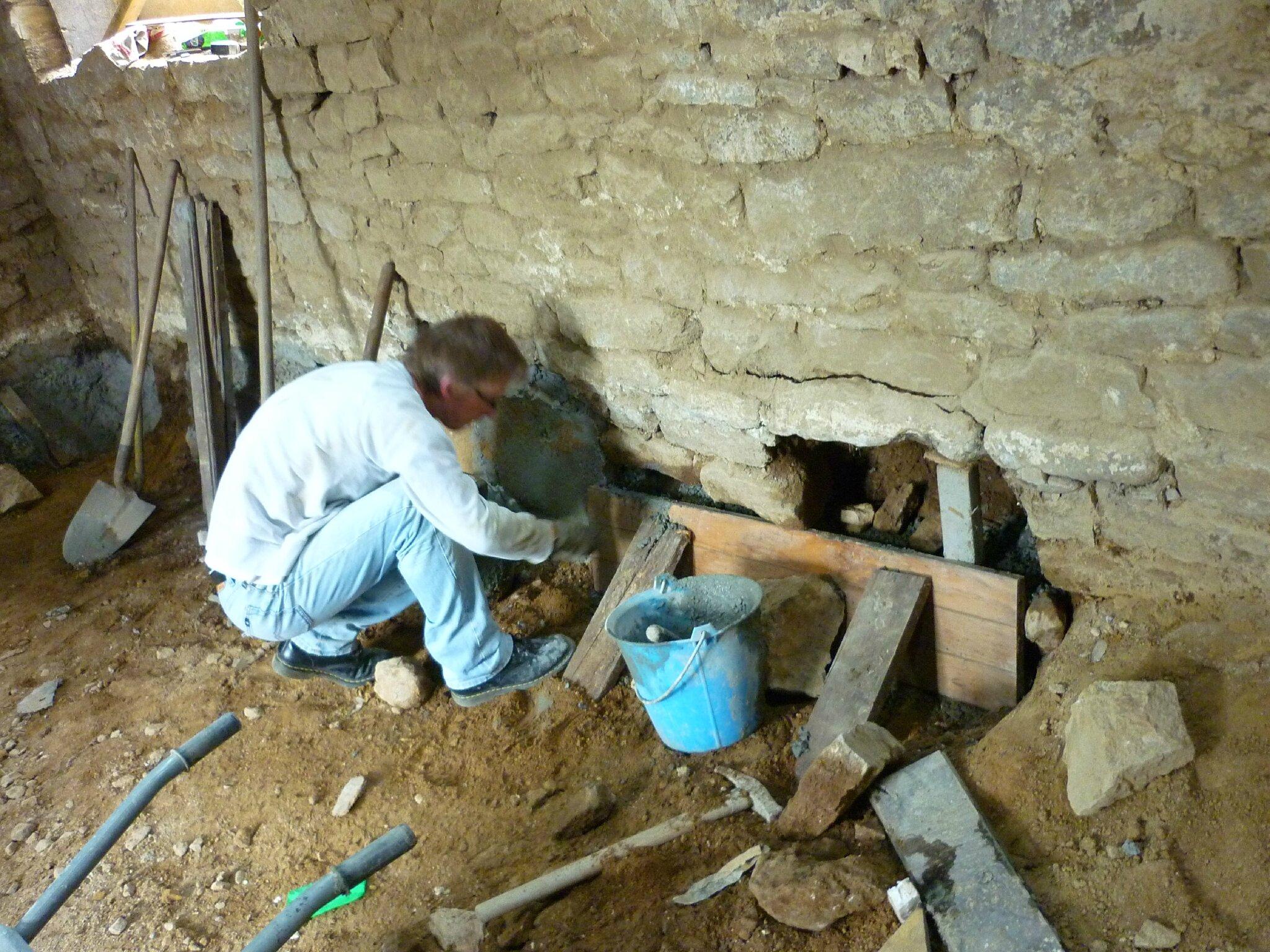 Refaire Fondation Maison Ancienne une longère moisie pour créer un nid douillet réussi
