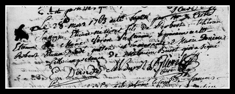 acte de naissance marquis de Carabas