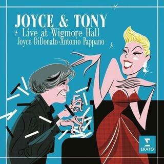Joyce and Tony at Wigmore Hall, Erato, 2015