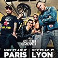 New Found Glory @ Le Divan du monde, Paris le 27.08.13
