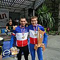 Champion de france de bike and run 2014
