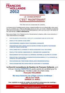 tract Hollande
