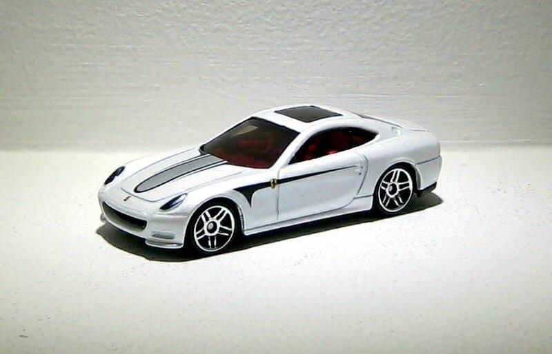 Ferrari 612 scaglietti (Hotwheels 2014)