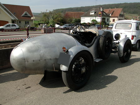 FORD Type B Roadster Race Car 1932 Bourse Echanges de Soultzmatt 2010 4