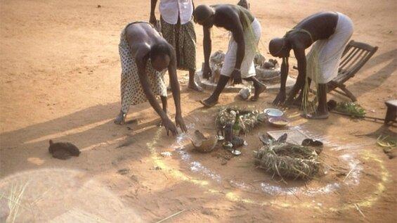 RITUELS AMOUREUX: MARABOUT AFRICAIN HOUNNON