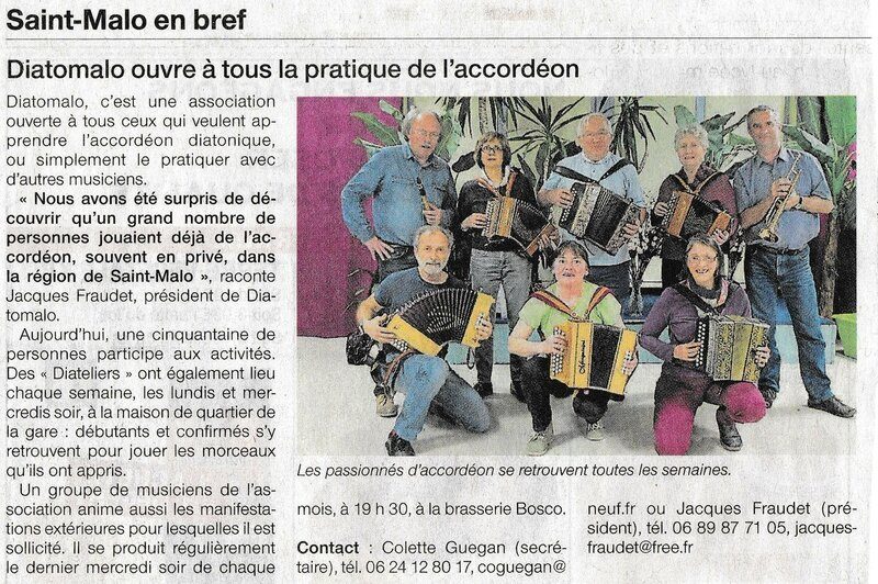 Article Ouest France mars 2017-1