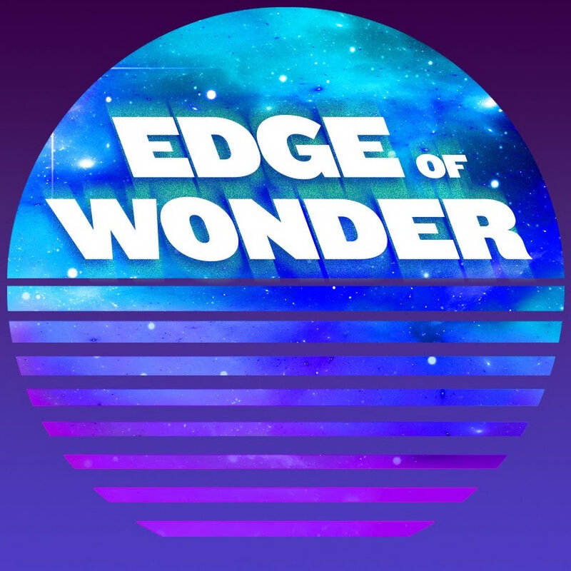 edge of logo
