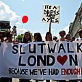Slut walk - la marche des trainées