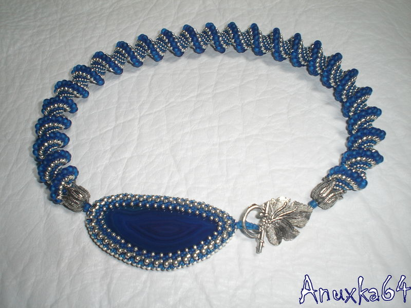 Blue Agate...
