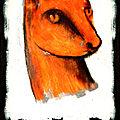 """le dessin du jour : """" l'étrange animal qui aimait la couleur """""""