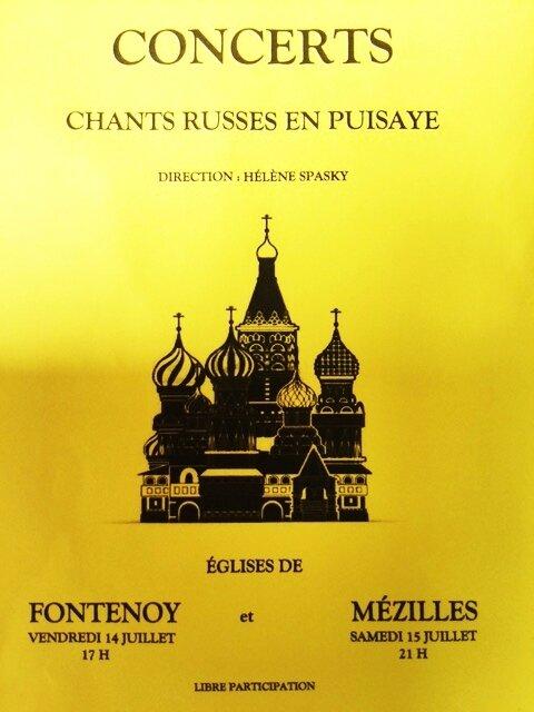 Fêtez le 14 Juillet à Fontenoy d'une manière peu orthodoxe !