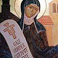 Le mois de sainte claire