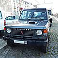 Mitsubishi pajero (1982-1991)
