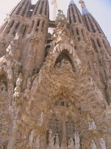 Sagrada Familia - Other side