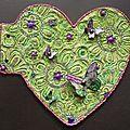 Challenge avril heart journal 2012