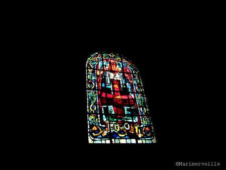 vitrail église st pierre montmartre