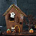 Maison hantée au chocolat #halloween
