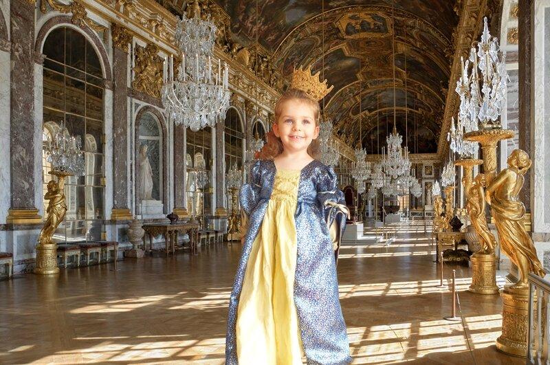 Chateau_Versailles_Galerie_des_Glaces et iris