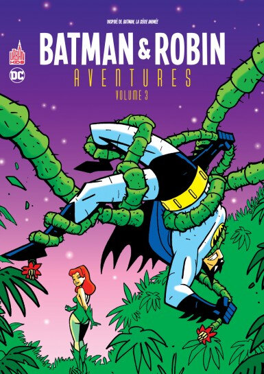 urban kids batman & robin aventures 03