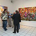 Vue de l'expo Provoc II - Paris - 2009