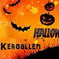 Halloween chez les kergallen