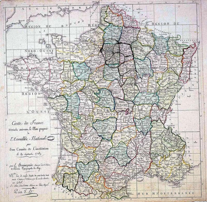 Carte 1790